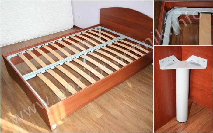 119Ремонт ламелей кровати