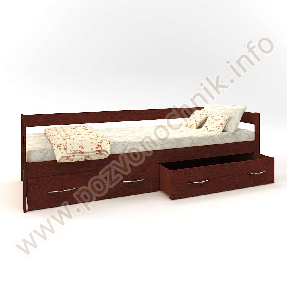 Кровати с массива