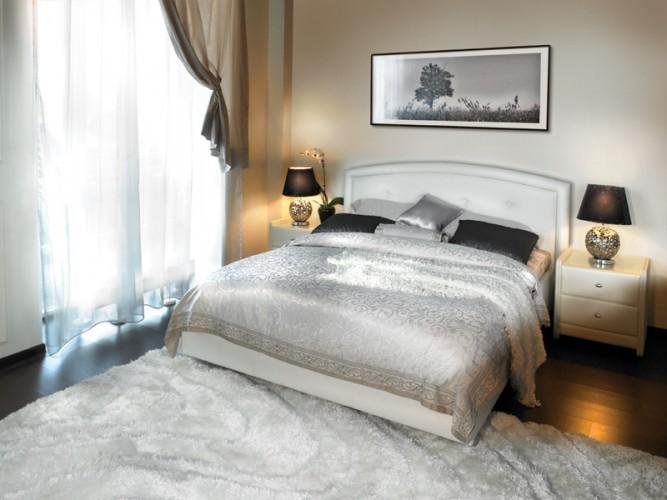 Кровать Аскона Кассандра (Askona Cassandra) из МДФ/ДСП