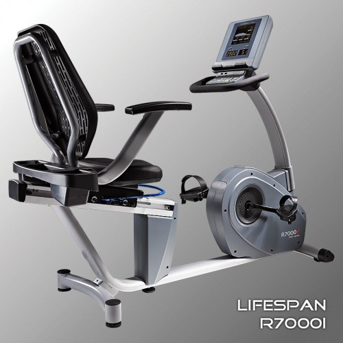 Велоэргометр горизонтальный Clear Fit LifeSpan R7000i