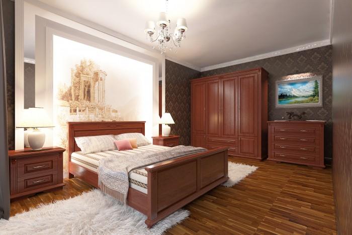 Мебель из массива палермо